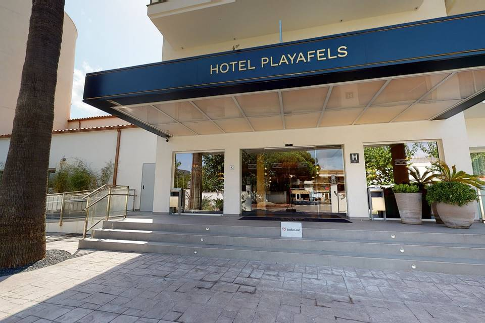 Hotel Playafels - Grup Soteras 3d tour