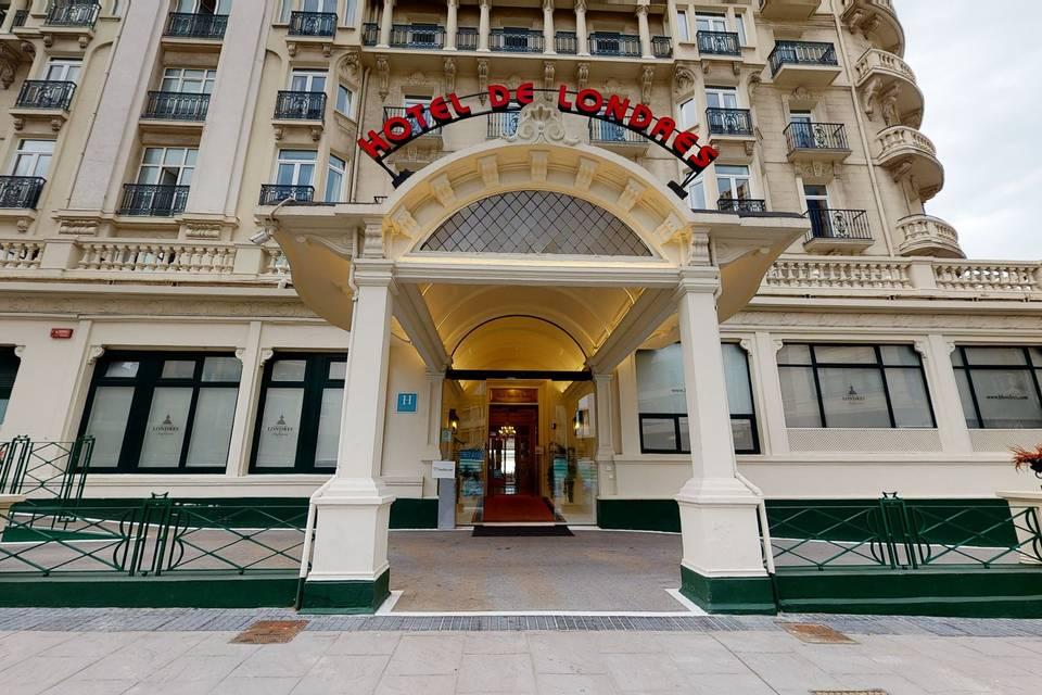 Hotel de Londres y de Inglaterra 3d tour
