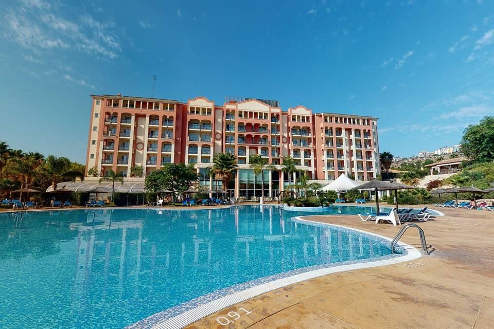 Hotel Bonalba Alicante 3d tour