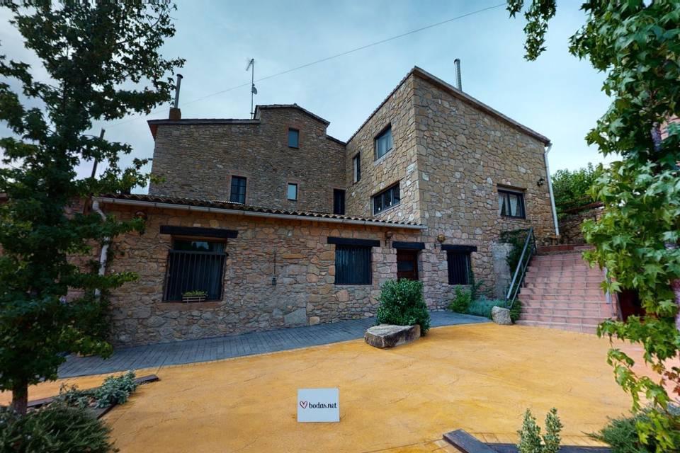 L'Hort de la Riera & Casa Rural 3d tour