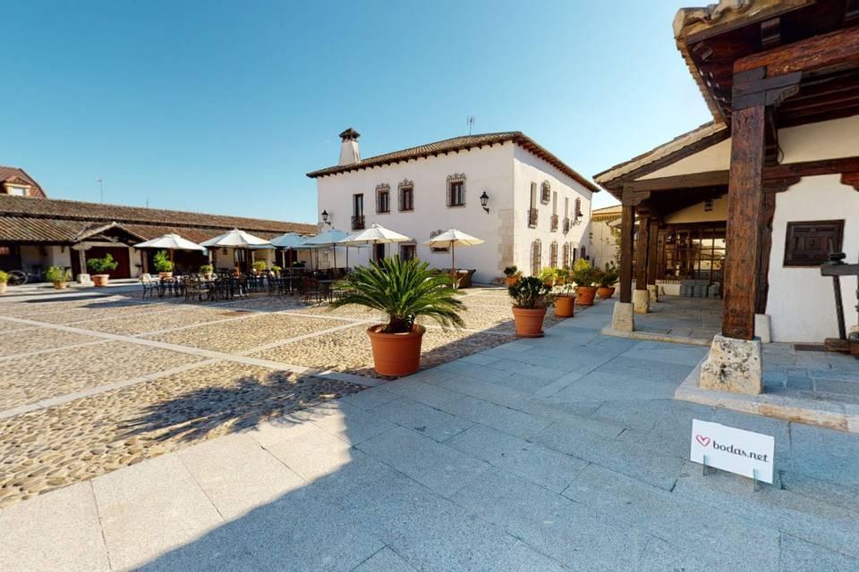 El Convento de Torrejón 3d tour