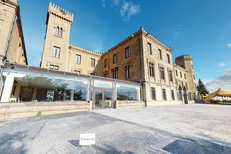 Palacio de la vega 3d tour