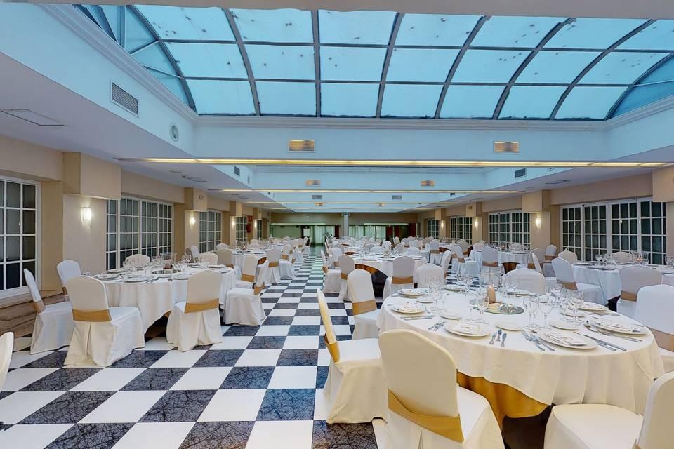 Sercotel Hotel Alfonso XIII 3d tour