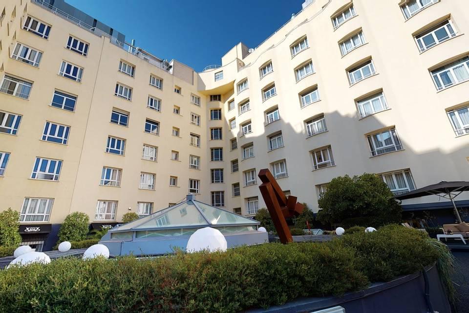 Hotel Wellington 3d tour
