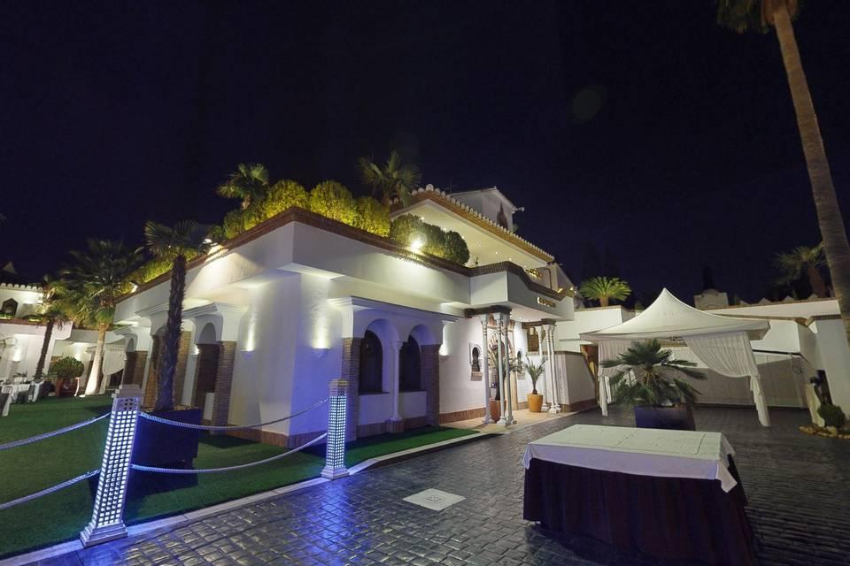 Jardines Dubai El Lucero 3d tour