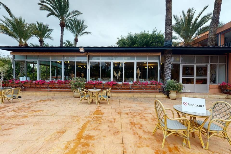 Las Palmeras Resort 3d tour