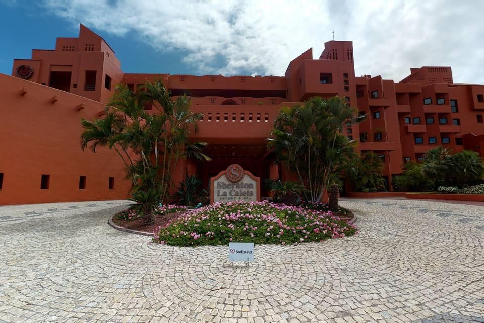 Sheraton La Caleta Resort & Spa 3d tour