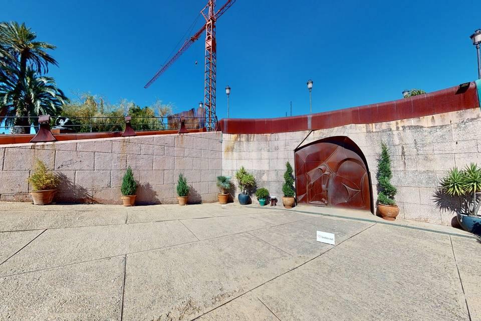 Pabellón de las Artes 3d tour
