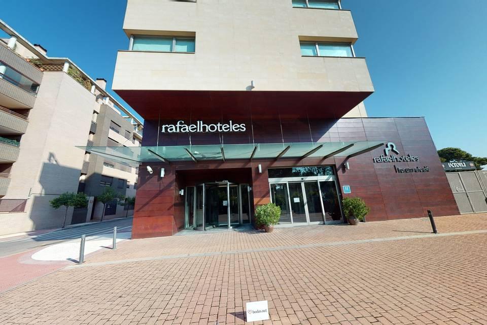 Rafaelhoteles Forum Alcalá 3d tour