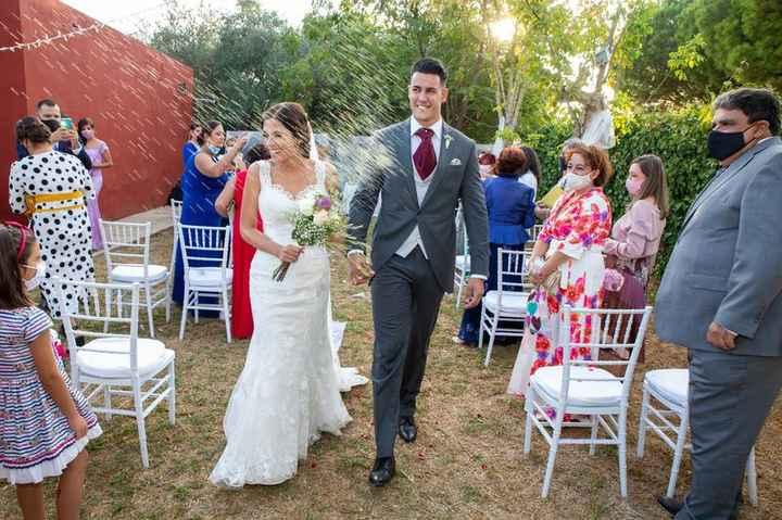 ¡Un mes felizmente casada! - 2