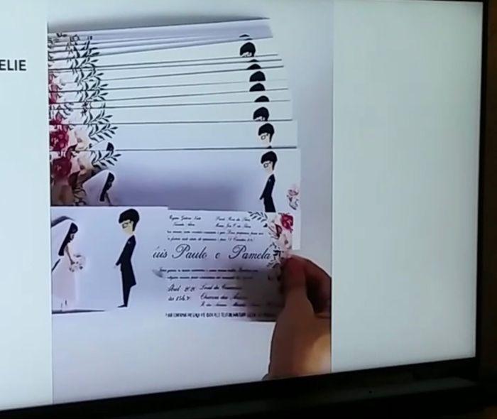 Invitaciones de boda 3