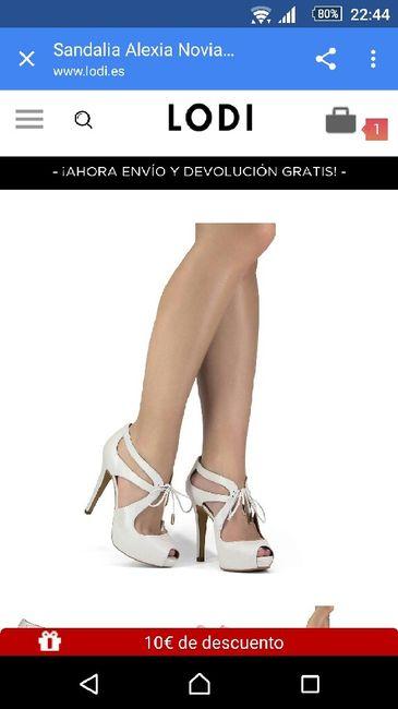 zapatos de novia. tacón alto o comodidad? - asturias - foro bodas
