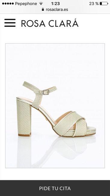 f0d39915 Zapatos Rosa Clará - Moda nupcial - Foro Bodas.net