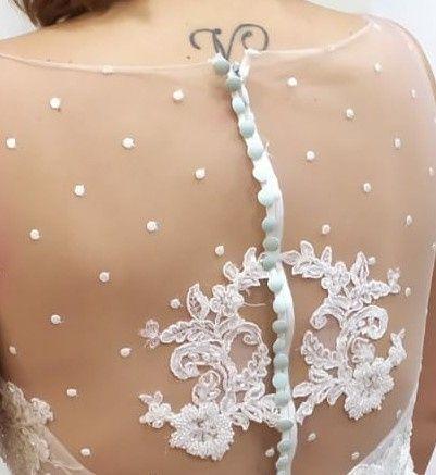 ¿Cómo será la espalda de tu vestido? - 1