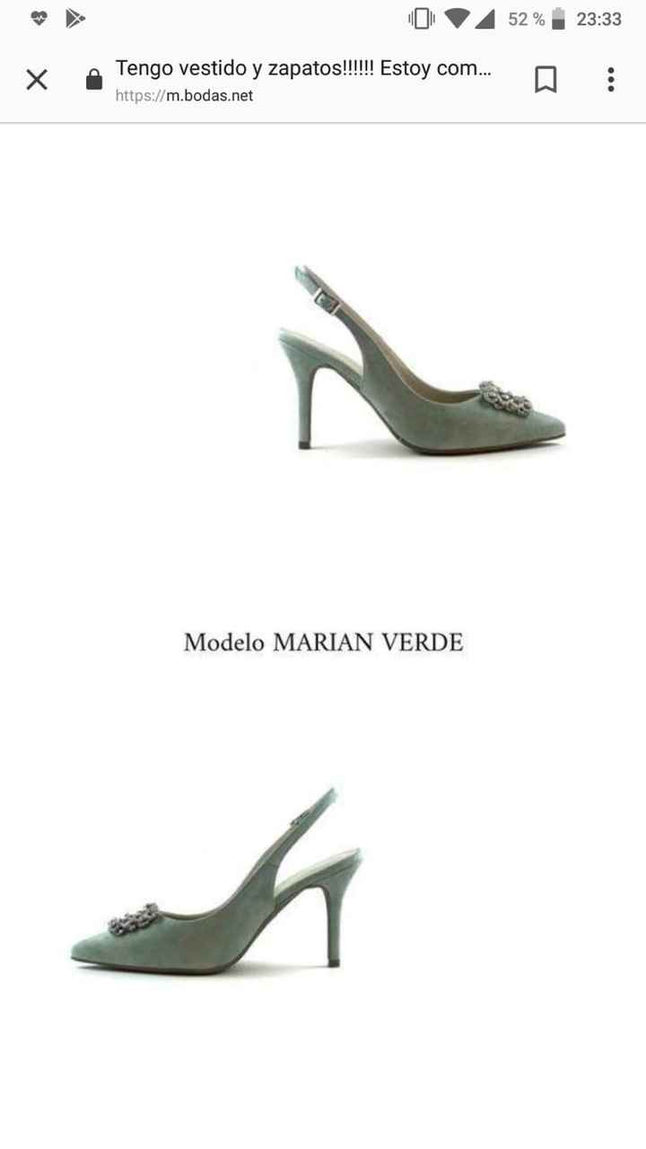 Color de zapatos - 2