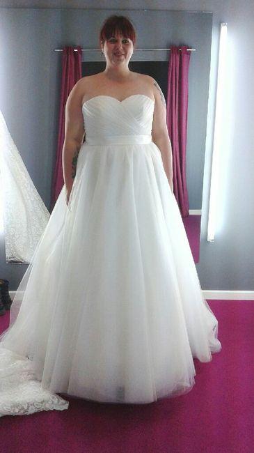 vestidos de novia talla grande - acoruña - foro bodas