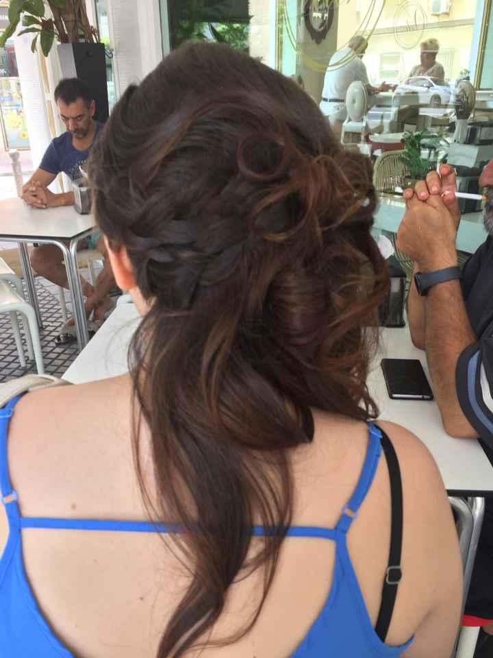 Novias con el pelo suelto - 1