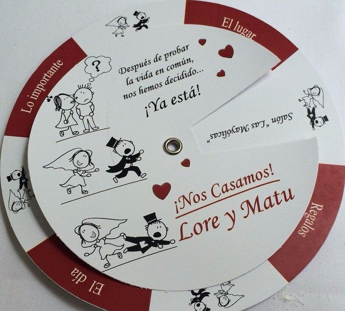 Convites de casamento originais! 4
