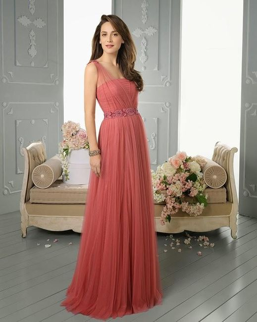 vestidos para la hermana de la novia o el novio - organizar una boda