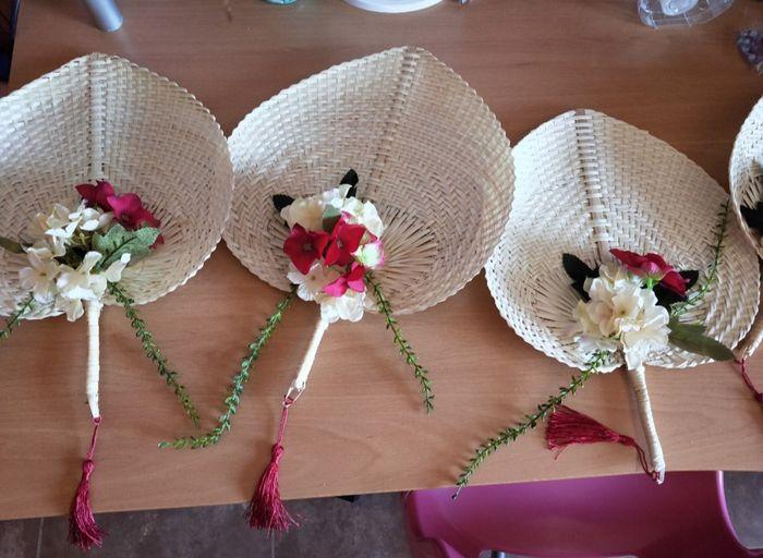 ¿Habrá manualidades hechas por ti en la boda? 6