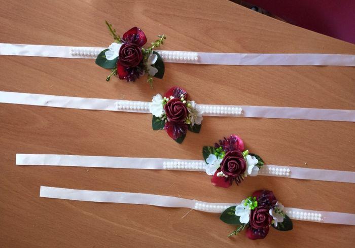 ¿Habrá manualidades hechas por ti en la boda? 7