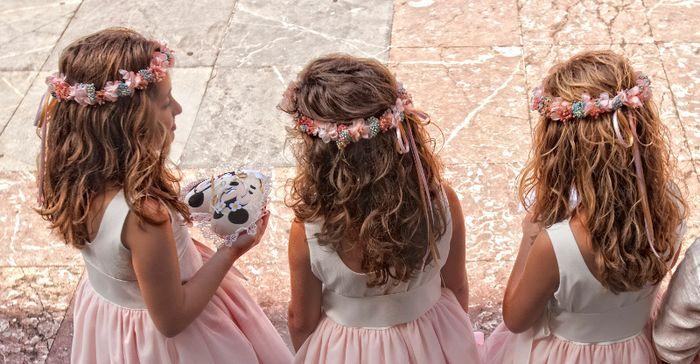 Corona niñas 1