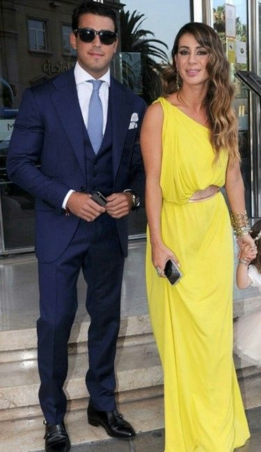 Vestidos de famosas en bodas