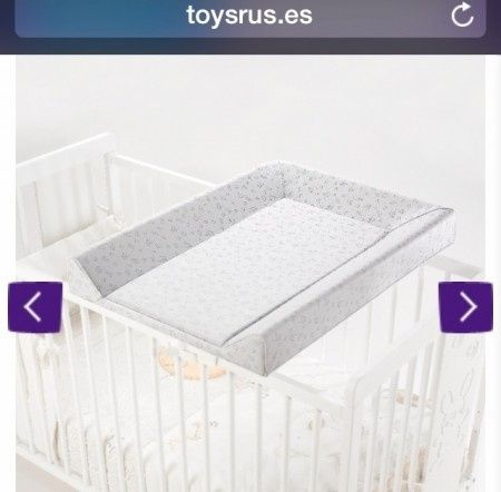 Habitaciones de bebe de ikea p gina 3 futuras mam s for Mueble cambiador prenatal