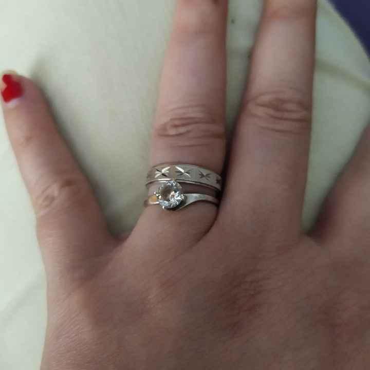 ¿En qué mano llevarás tu alianza de boda? - 1
