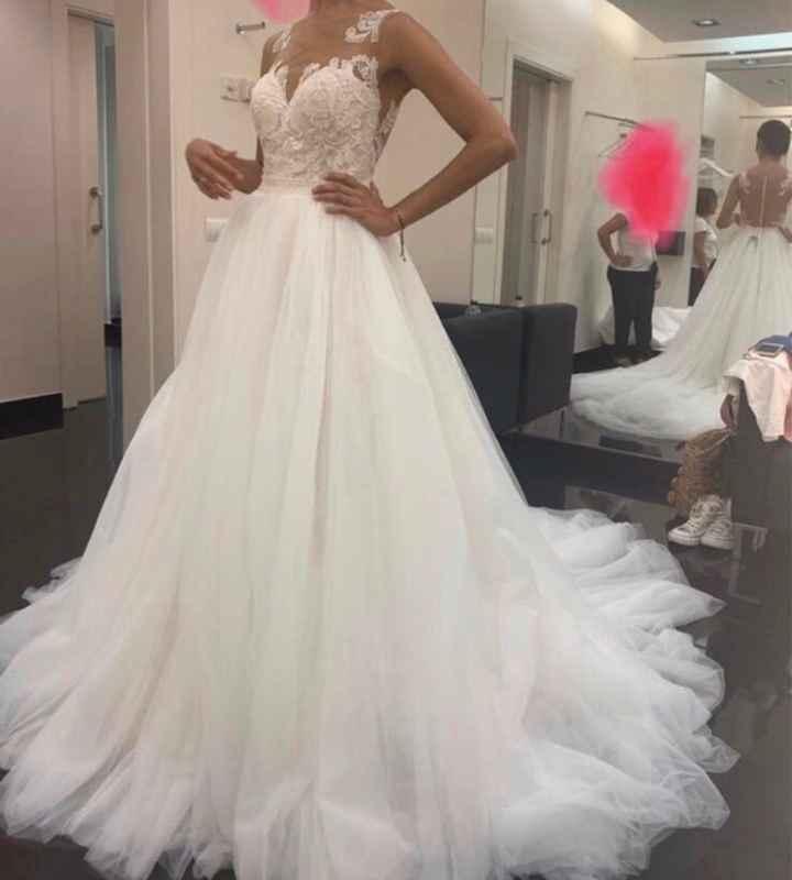Mis vestidos ☺❤ - 1