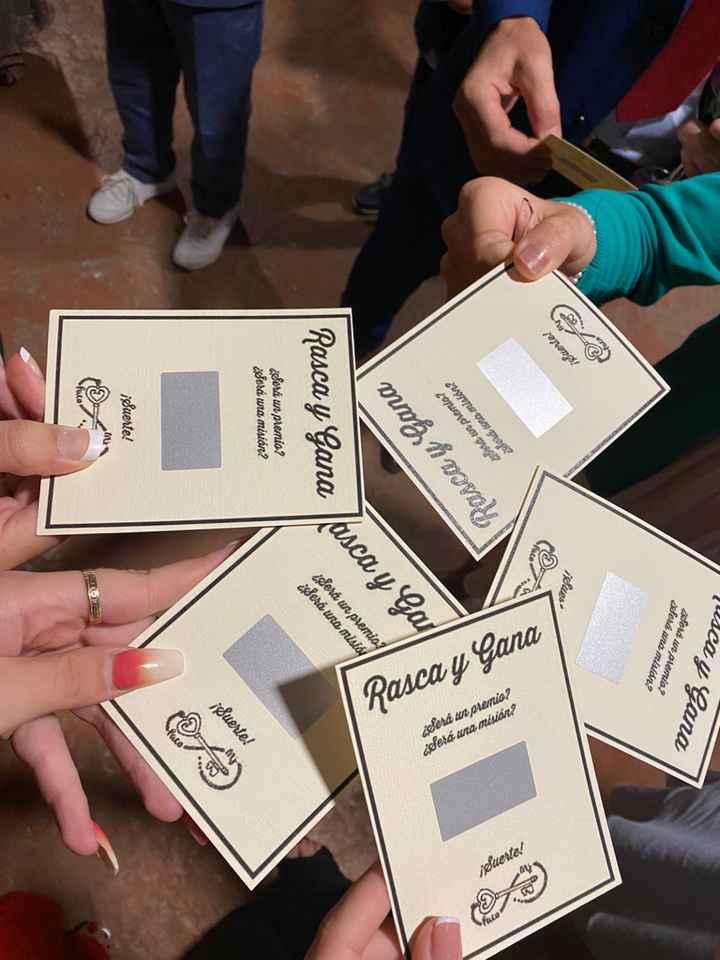¡Premios rasca y gana en época Covid! - 1
