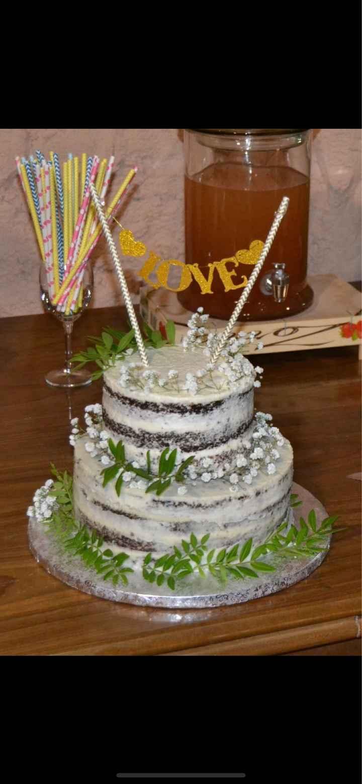 Recomendaciones para tarta de boda - 1