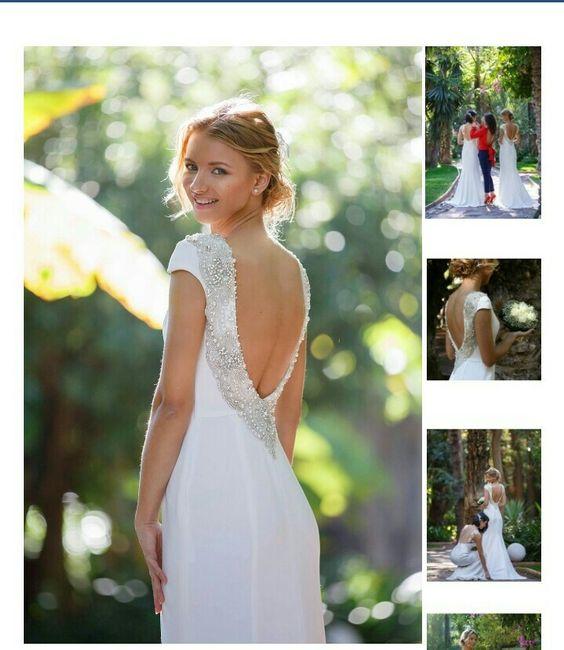 nueva colección silvia navarro - moda nupcial - foro bodas