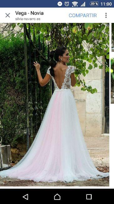 vestidos de boda silvia navarro - moda nupcial - foro bodas
