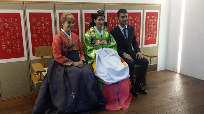 Mi boda tradicional en Seul.corea del Sur. 3