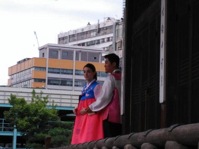 Mi boda tradicional en Seul.corea del Sur. 5