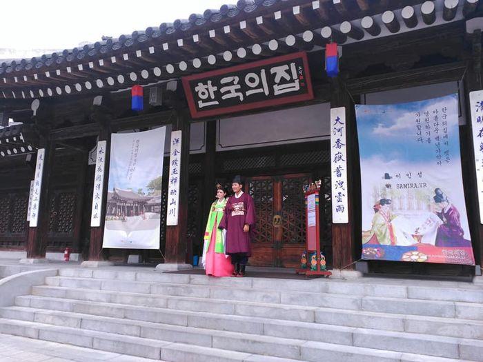 Mi boda tradicional en Seul.corea del Sur. 7