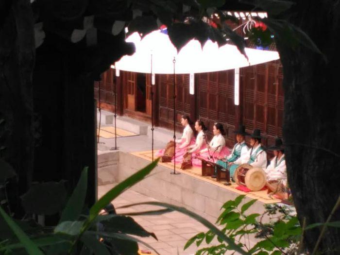 Grupo musical de la boda
