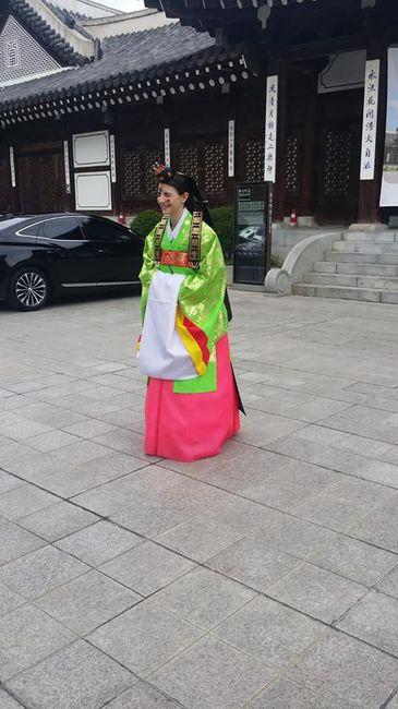 Mi boda tradicional en Seul.corea del Sur. 17