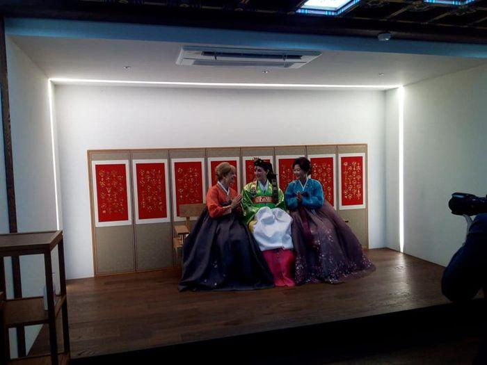 Mi boda tradicional en Seul.corea del Sur. 18