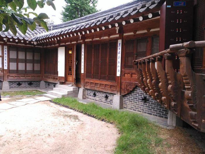 Mi boda tradicional en Seul.corea del Sur. 19