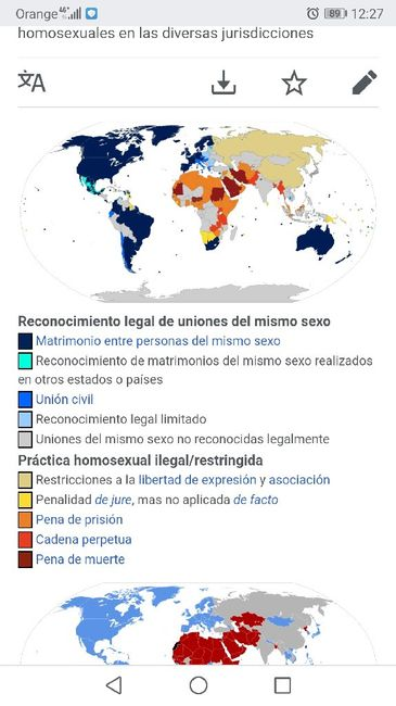 Homosexualidad luna de miel 1