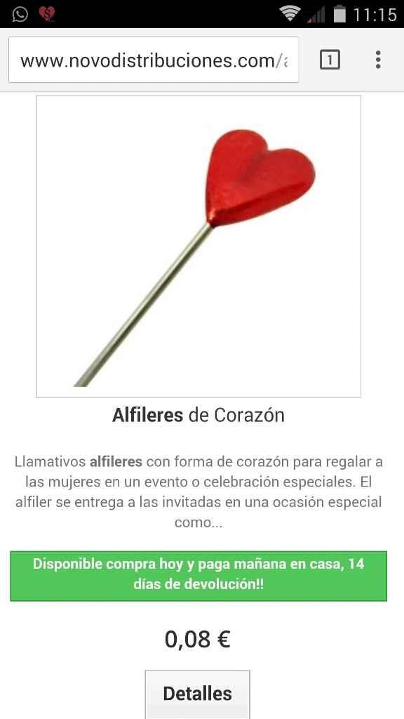 Alfileres - 1