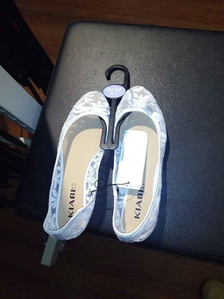 Segundos zapatos!!! - 1