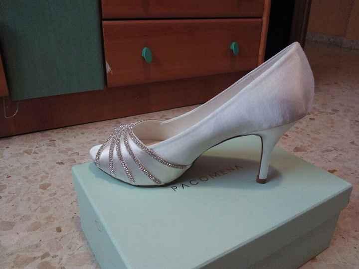 ¿De qué marca son tus zapatos de novia? - 1