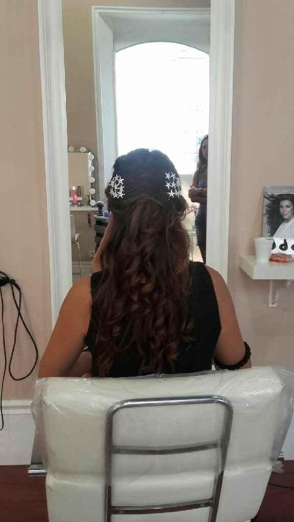 Prueba peinado!!! - 2