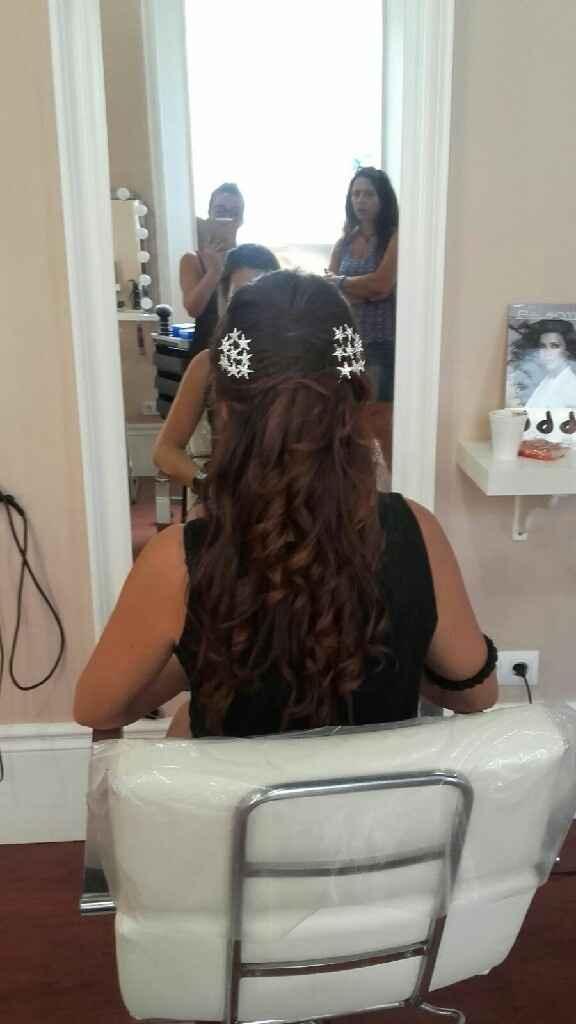 Prueba peinado!!! - 3