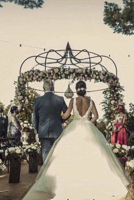 Finalmente casados en los tiempos de Covid!! 13