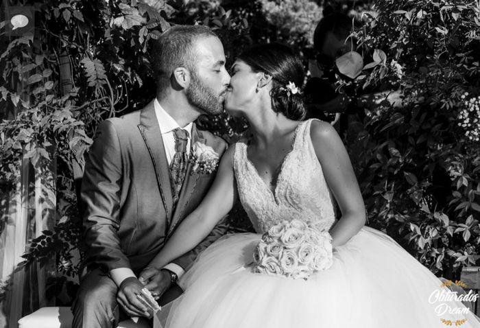 Finalmente casados en los tiempos de Covid!! 14