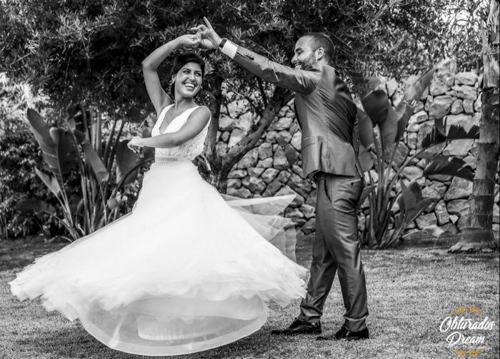 Finalmente casados en los tiempos de Covid!! 15
